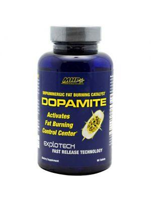 MHP Dopamite Euphoric Fat Burner  60 Tablets