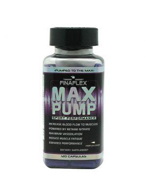 Finaflex (redefine Nutrition) Max Pump 120 Caps