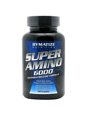 Dymatize Super Amino 6000mg 180 Caplets