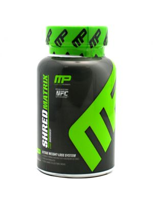 Shred Matrix 60 Caps by Muscle Pharm