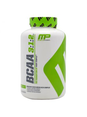 BCAA 3:1:2 | MusclePharm | 240 Caps