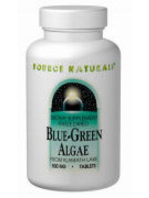 Source Naturals Blue-Green Algae 500mg 100 Tabs