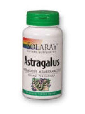 Solaray Astragalus Extract 200mg 30 Caps