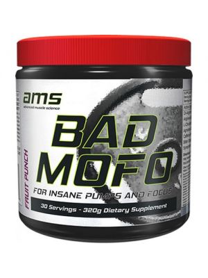 Advanced Muscle Science Bad Mofo