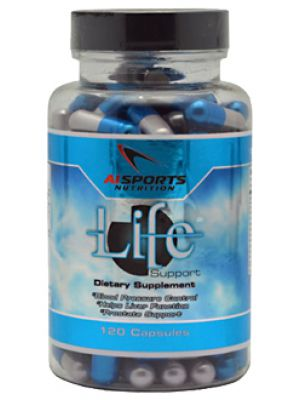 AI Sports Nutrition Life Support 120 Caps