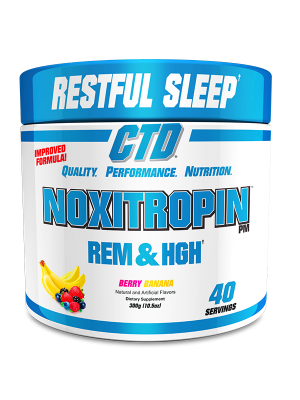 CTD Labs Noxitropin PM 40 Servings