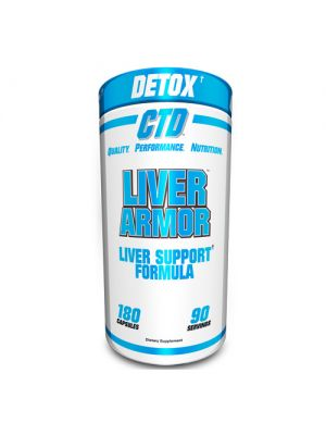 CTD Labs Liver Armor 180 Caps