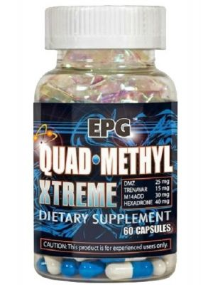 EPG Quad Methyl Xtreme