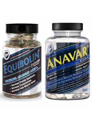 Equibolin Anavar Stack