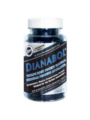 Hi-Tech Pharmaceuticals Dianabol