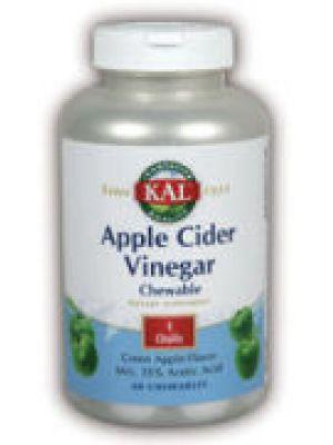 Kal Apple Cider Vinegar 120 Tabs
