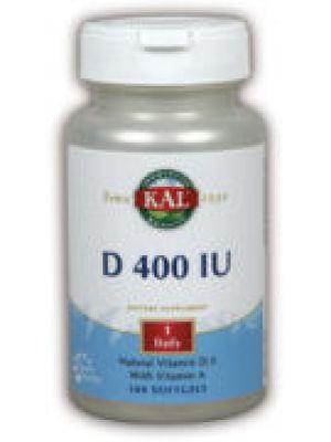 Kal D 400 IU 100 Softgels