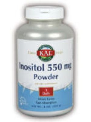 Kal Inositol Powder 550mg 8 oz