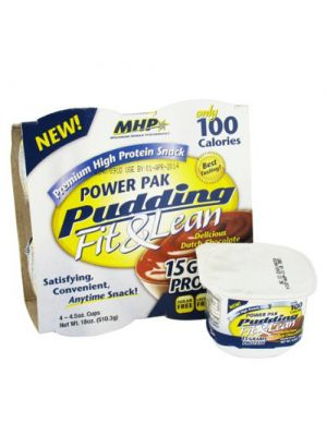 MHP Power Pak Pudding Fit 4/Case