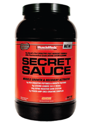 MuscleMeds Secret Sauce 20 Servings