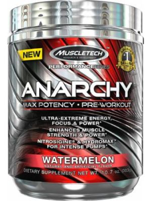 MuscleTech Anarchy 30 Servings