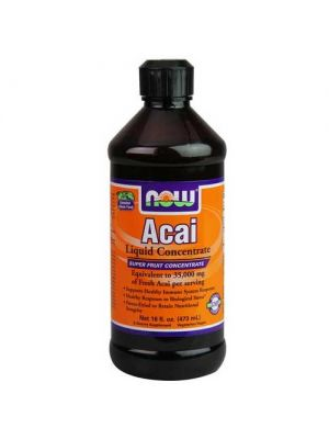 Now Foods Acai Concentrate 16 Oz