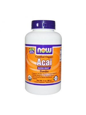 Now Foods Acai Powder Organic 3 Oz