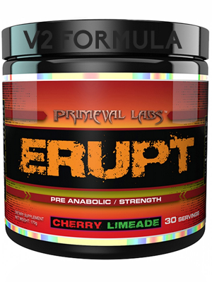 Primeval Labs Erupt 30 Servings