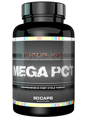 Primeval Labs Mega PCT 60 Caps