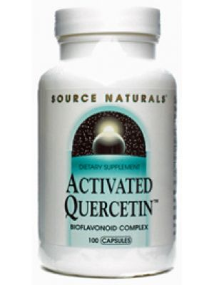 Source Naturals Activated Quercetin 100 Caps