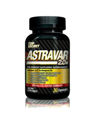 Top Secret Nutrition Astravar 2.0 30 Caps