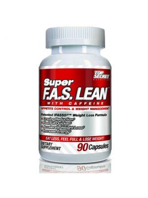 Top Secret Nutrition Super F.A.S. Lean 90 Caps