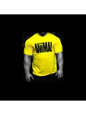 Universal Animal Iconic Tee Yellow 2XL