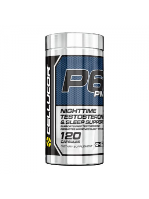 Cellucor P6 PM 120 Caps