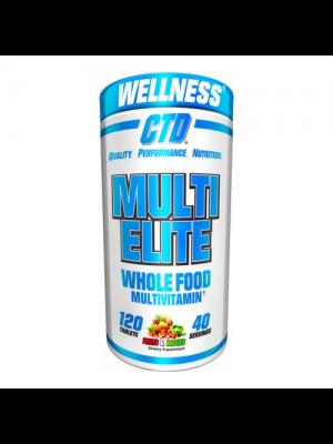 CTD Labs Multi-Elite 120 Tabs