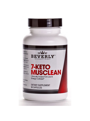 Beverly International 7-Keto DHEA Musclelean 90 Caps