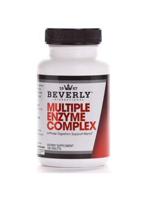 Beverly International Multi Enzymes 100 Tabs