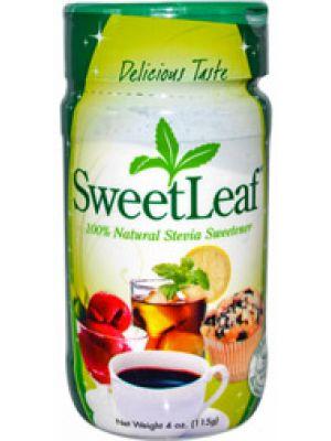 Wisdom Herbs Stevia Fiber Plus 4oz