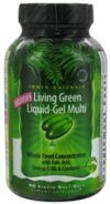 Irwin Naturals Women's Living Green Liquid-Gel Multi 90 Gels