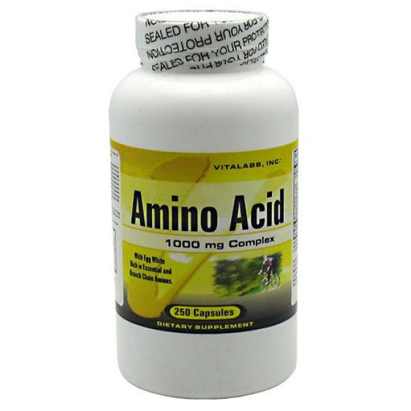Vitalabs Amino Acid Complex 250 Caps