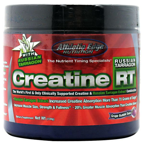 Athletic Edge Nutrition Creatine RT 20 Servings