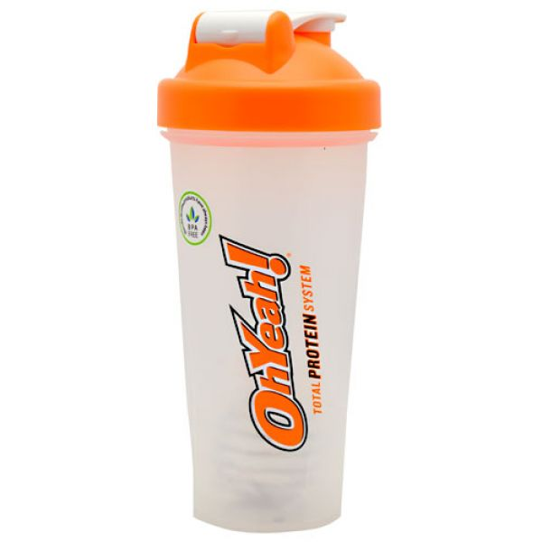 Oh Yeah! Blender Bottle