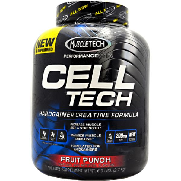 MuscleTech Cell-Tech 6 Lbs