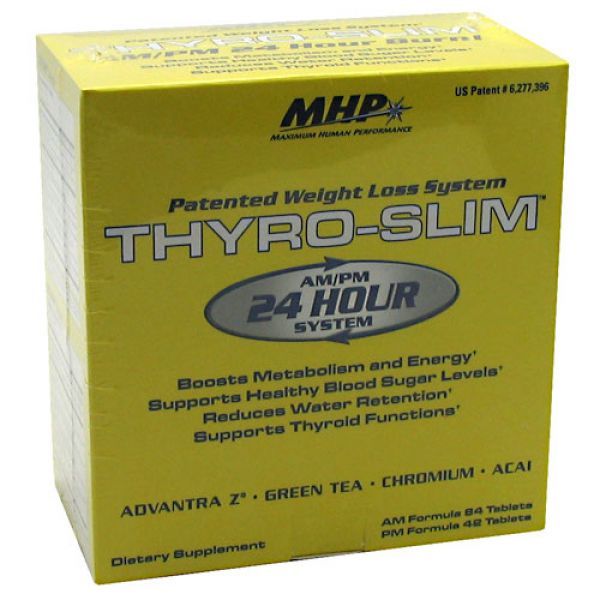 MHP Thyro-Slim  84/42 tablets