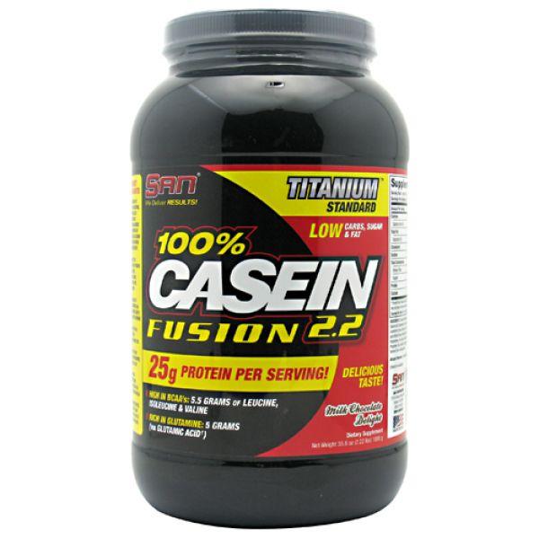 SAN 100% Casein Fusion 2.2 2.18 l