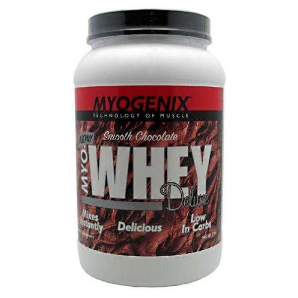Myogenix Myo-Whey Deluxe 2 lbs