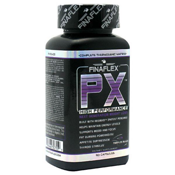 Finaflex (redefine Nutrition) PX Black 90 Caps