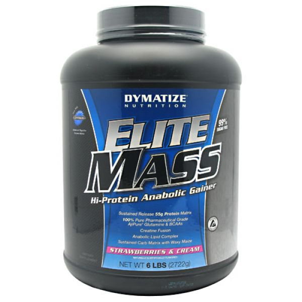 Dymatize Elite Mass 6 lbs (2722g)