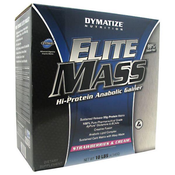 Dymatize Elite Mass 10 lbs