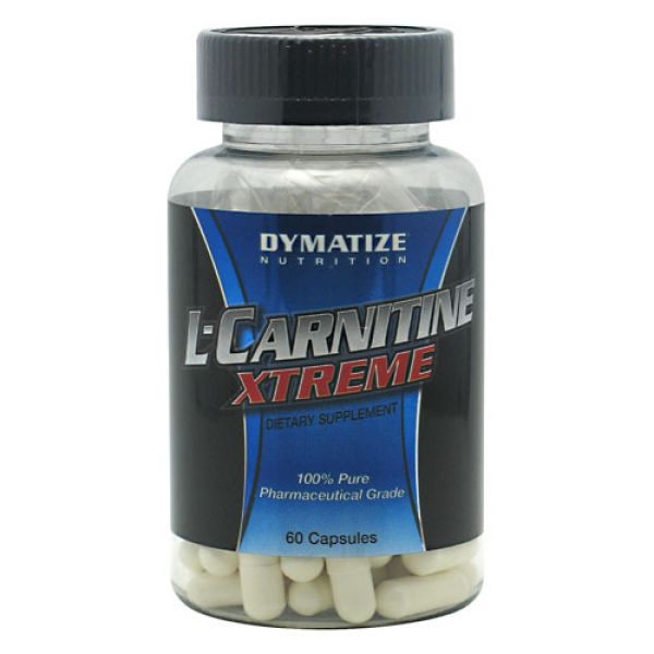 Dymatize L-Carnitine Extreme 500mg 60 Caps