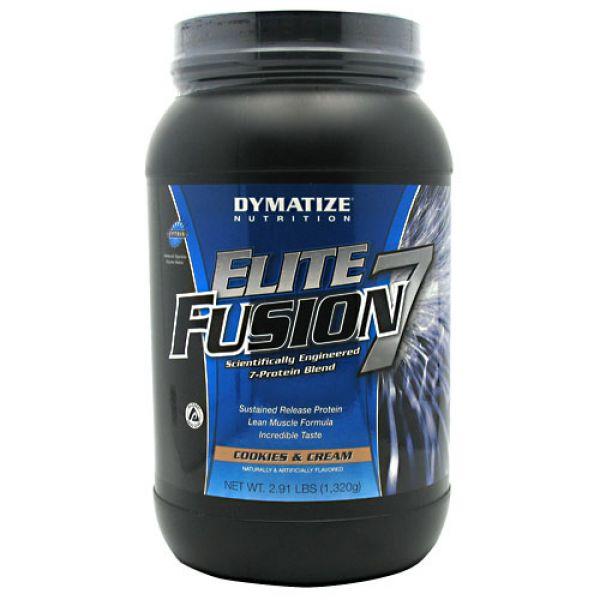 Dymatize Elite Fusion 7 2 Lbs