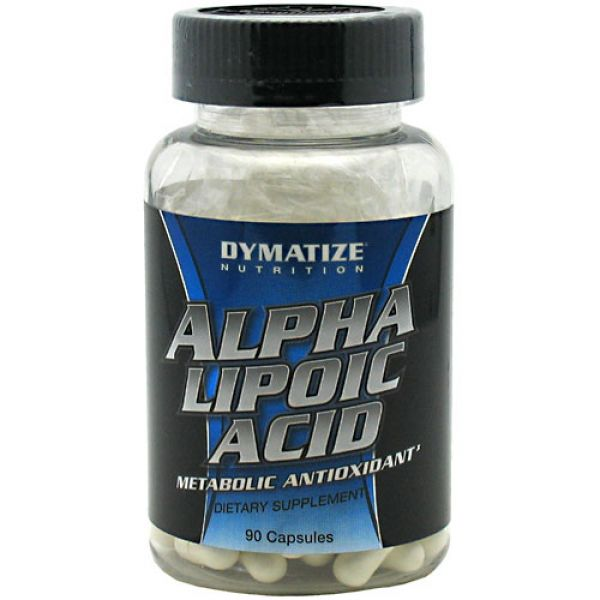 Dymatize Alpha Lipoic Acid 200mg 90 Caps