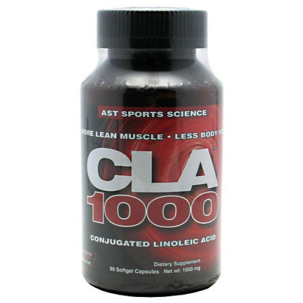 AST CLA 1000mg 90 Gels