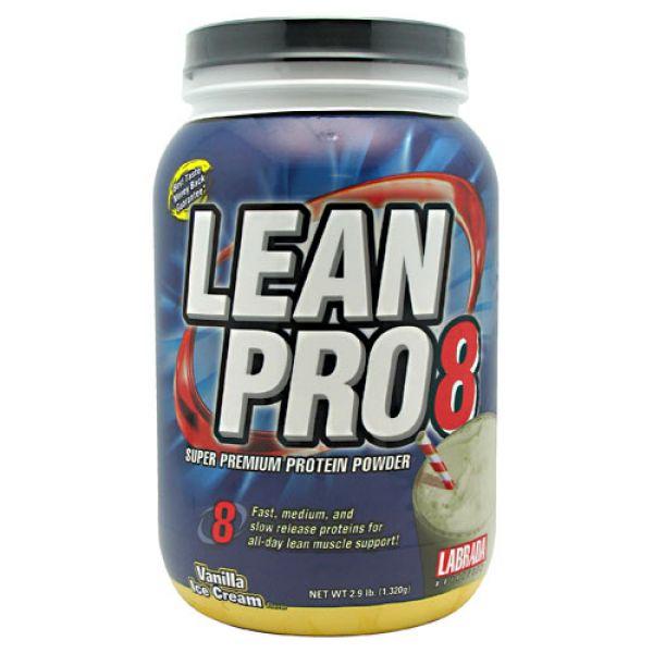 Labrada Nutrition Lean Pro8 2.9 lb. (1,320g)