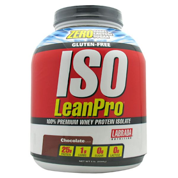 Labrada Nutrition Iso LeanPro 5 Lbs